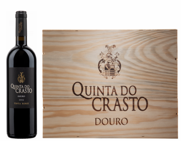 Quinta do Crasto Tinta Roriz DOC Douro 2016 75cl