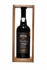 Poças Junior Porto Vintage 2004 20% 75cl