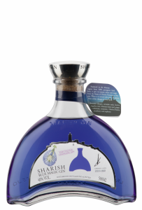 Sharish Blue Magic Gin 40% 50cl