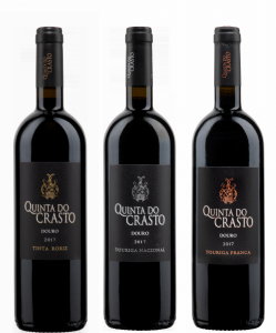Quinta do Crasto Tasting Box 3x75cl 225cl