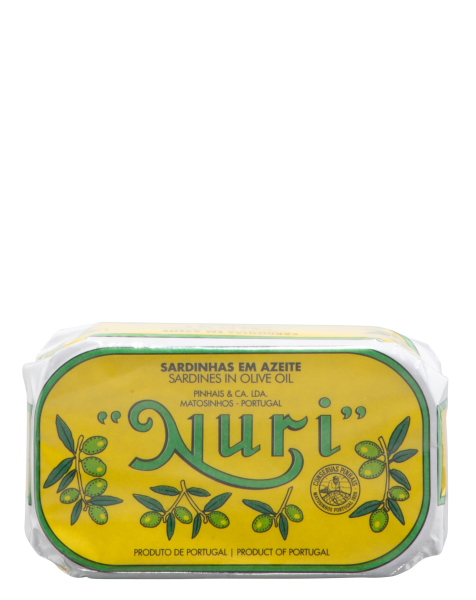 Nuri Sardines in Olive Oil 125cl
