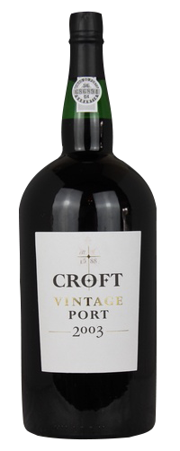 Croft Porto Vintage 2003 20.5% 150cl