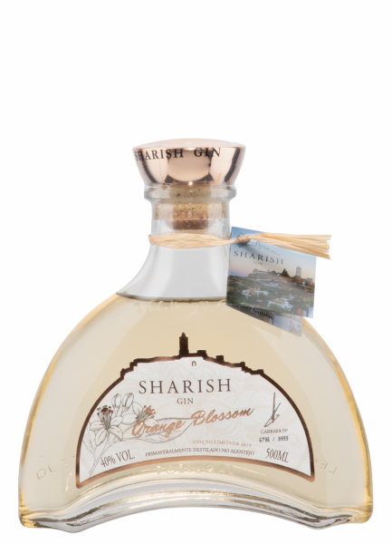 Sharish Orange Blossom 40% 50cl