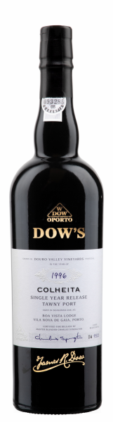 Dow's Colheita Port 1996 20% 75cl